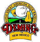 The Great American Duck Race Balloon Ascension @ Soccer Field | Deming | New Mexico | United States